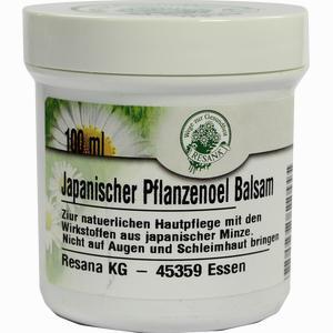 Abbildung von Japanisches Pflanzenoel Balsam  100 ml