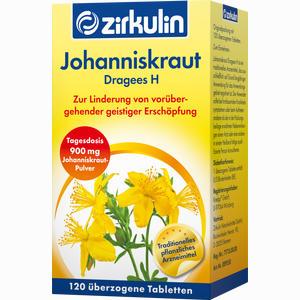 Abbildung von Johanniskraut Dragees Hdra 120 Stück