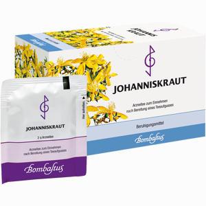 Abbildung von Johanniskraut Filterbeutel 20 x 2 g