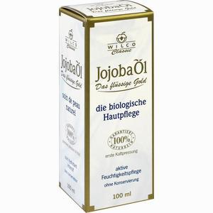 Abbildung von Jojoba Öl 100% Naturrein Wilco Classic  100 ml