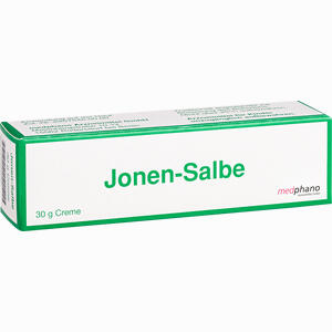Abbildung von Jonen- Salbe Helmbold  30 g