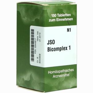 Abbildung von Jso Bicomplex 1 Tabletten 150 Stück
