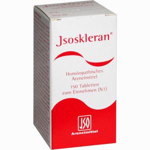 Abbildung von Jsoskleran 0.1g Tabletten 150 Stück