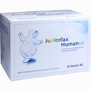 Abbildung von Juniorlax Humanus Btl 30 x 6.9 g
