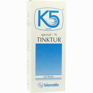 Abbildung von K 5 Spezial N Tinktur  100 ml