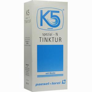 Abbildung von K 5 Spezial N Tinktur  250 ml