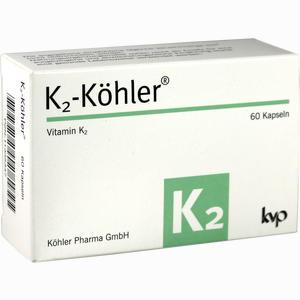 Abbildung von K2- Köhler Kapseln 60 Stück