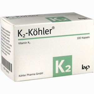 Abbildung von K2- Köhler Kapseln 100 Stück