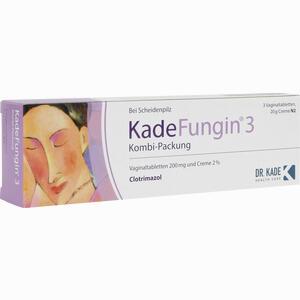 Abbildung von Kadefungin 3 Kombipackung 1 Stück