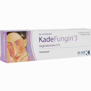 Abbildung von Kadefungin 3 Vaginalcreme 20 g