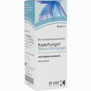 Abbildung von Kadefungin Befeuchtungsgel Gel 30 ml