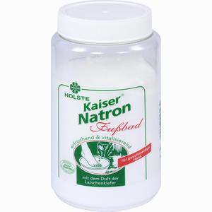 Abbildung von Kaiser Natron Fußbad Pulver 500 g