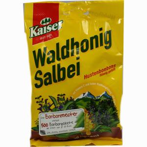 Abbildung von Kaiser Waldhonig- Salbei Bonbons  90 g