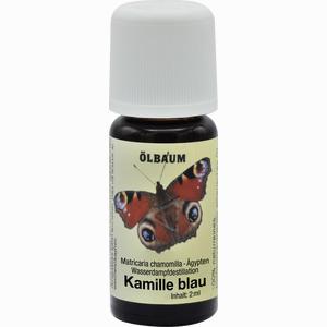 Abbildung von Kamille Blau Öl 2 ml