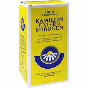 Abbildung von Kamillin- Extern- Robugen Lösung 10 x 40 ml