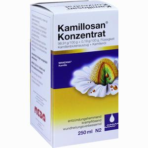 Abbildung von Kamillosan Konzentrat  250 ml
