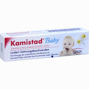 Abbildung von Kamistad Baby Gel 10 ml