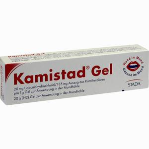 Abbildung von Kamistad Gel 20 g