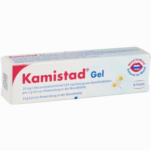Abbildung von Kamistad Gel 10 g