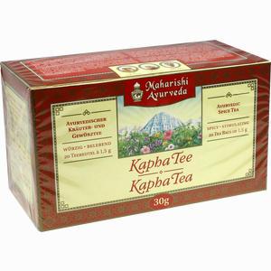 Abbildung von Kapha Tee Filterbeutel 30 g