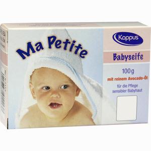 Abbildung von Kappus Ma Petite Babyseife  100 g
