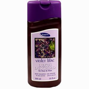 Abbildung von Kappus Violet Lilac Duschbad Bad 300 ml