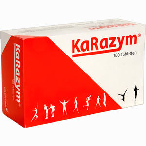 Abbildung von Karazym Tabletten  100 Stück