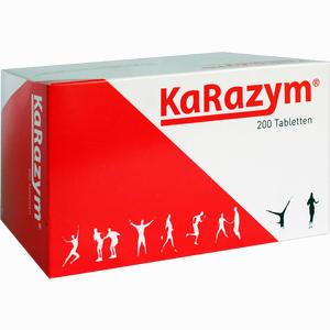 Abbildung von Karazym Tabletten  200 Stück