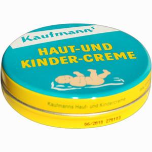Abbildung von Kaufmanns Haut- und Kinder- Creme  30 ml