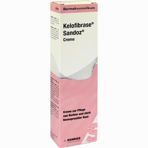 Abbildung von Kelofibrase Sandoz Creme 50 g
