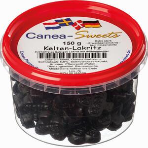 Abbildung von Kelten- Lakritz zuckerfrei Canea 150 g