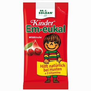 Abbildung von Kinder Em- Eukal Bonbon 75 g
