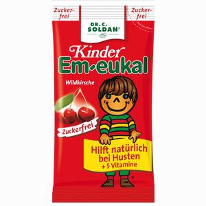 Abbildung von Kinder Em- Eukal zuckerfrei Bonbon 75 g