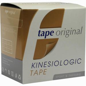 Abbildung von Kinesio Tape Original Beige Kinesiologic 1 Stück