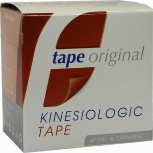 Abbildung von Kinesio Tape Original Rot Kinesiologic 1 Stück