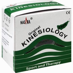 Abbildung von Kinesiologie Tape 5x5cm Gruen 1 Stück