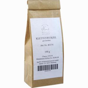 Abbildung von Klettenwurzel Geschnitten Tee 100 g