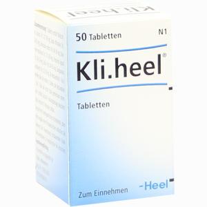 Abbildung von Kli.heel Tabletten 50 Stück