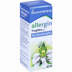 Abbildung von Klosterfrau Allergin Tropfen  30 ml