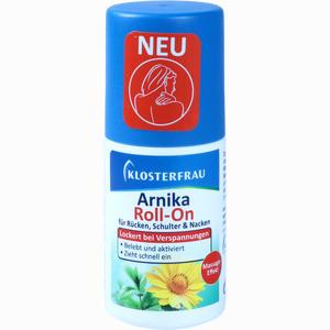 Abbildung von Klosterfrau Arnika Roll- On Rücken Schulter Nacken Emulsion 50 ml