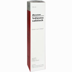 Abbildung von Klysma Salinisch Klistier 135 ml