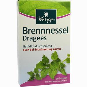 Abbildung von Kneipp Brennnessel Dragees Tabletten 90 Stück