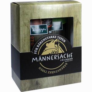 Abbildung von Kneipp Geschenkpackung Männersache 2 x 200 ml