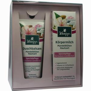 Abbildung von Kneipp Geschenkpackung Mandelblüte Körperpflege 2 x 200 ml