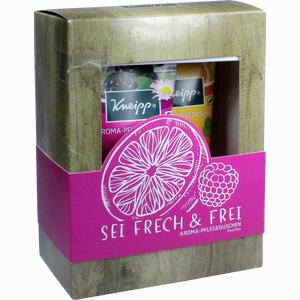 Abbildung von Kneipp Geschenkpackung Sei Frech & Frei 2 x 200 ml