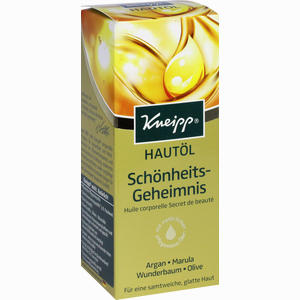 Abbildung von Kneipp Hautöl Schönheitsgeheimnis Öl 100 ml