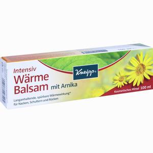 Abbildung von Kneipp Intensiv Wärme Balsam mit Arnika  100 ml