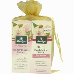 Abbildung von Kneipp Mandelblüten Hautzart Set 2 x 100 ml