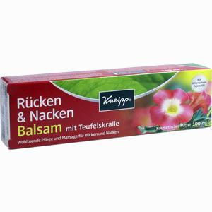 Abbildung von Kneipp Rücken & Nacken Balsam 100 ml