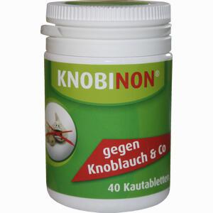 Abbildung von Knobinon Kautabletten  40 Stück